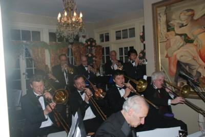 Glenn Hansen Orchestra | New London, CT | Swing Band | Photo #4