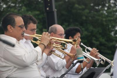 Glenn Hansen Orchestra | New London, CT | Swing Band | Photo #11