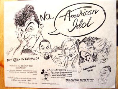Caricatures By Patrick | Atlanta, GA | Caricaturist | Photo #5