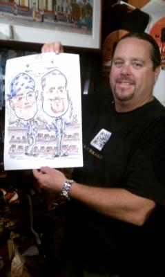 Sean Hyatt Art | Aurora, CO | Caricaturist | Photo #16