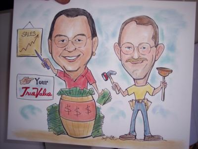 Caricature Concepts | Mount Airy, MD | Caricaturist | Photo #7