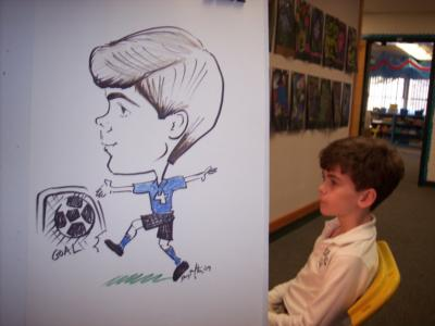 Caricature Concepts | Mount Airy, MD | Caricaturist | Photo #2