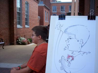 Caricature Concepts | Mount Airy, MD | Caricaturist | Photo #17