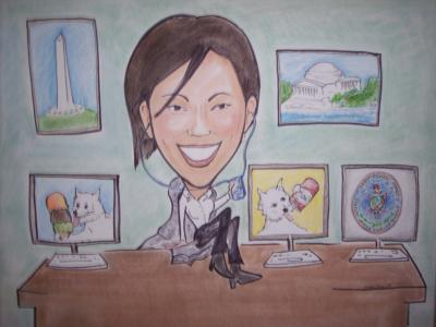 Caricature Concepts | Mount Airy, MD | Caricaturist | Photo #8
