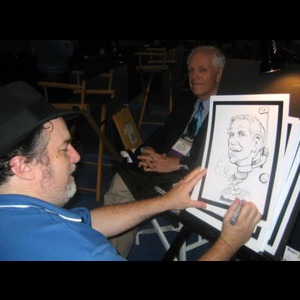 Orlando, FL Caricaturist | Cartoons By Rob Smith, Jr.
