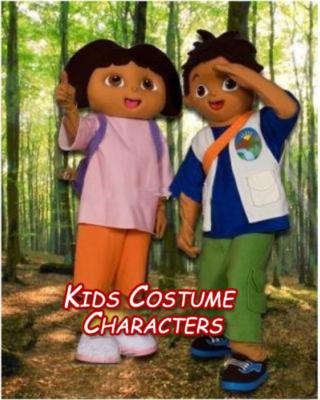 Kids Costume Characters | Garfield, NJ | Costumed Character | Photo #2