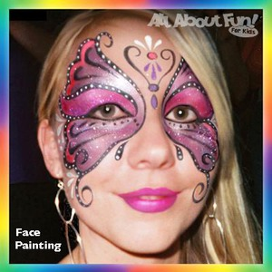 Waite Park Face Painter | All About Fun For Kids