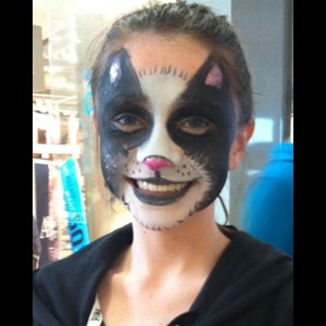 Sagamore Beach Singing Telegram | Face Painting by Becky