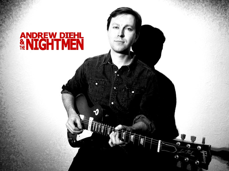 Andrew Diehl & The Nightmen - Blues Band - Chicago, IL