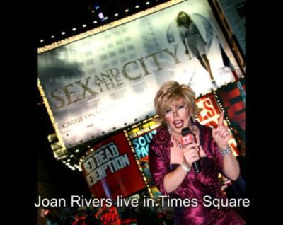 FEMALE LIZA AND JOAN RIVERS TRIBUTE ARTIST  | New York, NY | Joan Rivers Impersonator | Photo #2