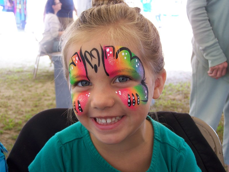 Creative Fun Faces - Face Painter - Niantic, CT