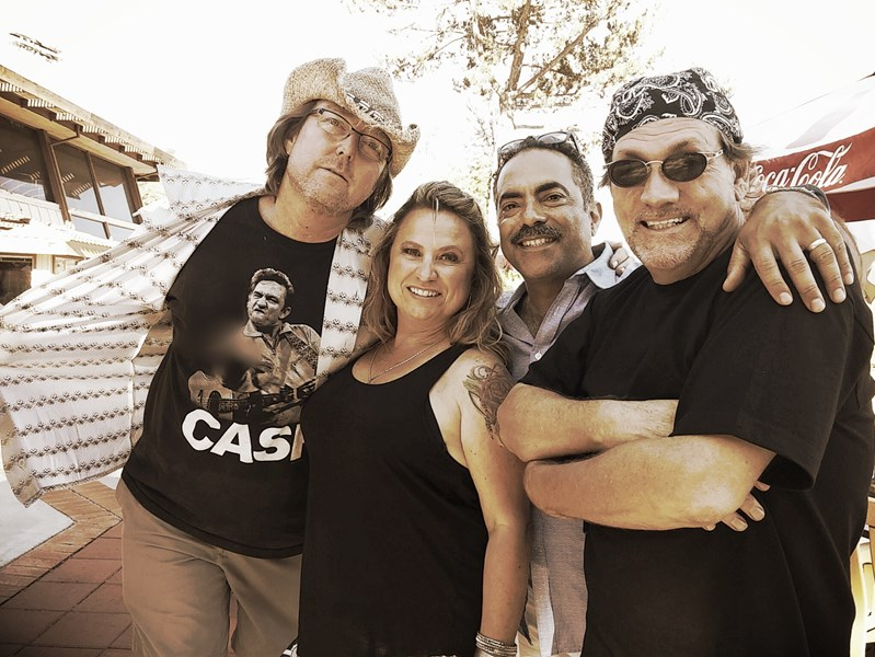 The Kim Anderson Band - Cover Band - Fallbrook, CA