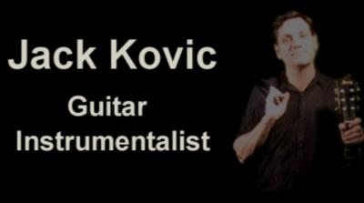 Jack Kovic (Guitar Instrumental Background Music) | Fallbrook, CA | Jazz One Man Band | Photo #6