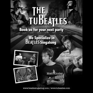 The Nerk Twins - Acoustic Beatles Tribute Duo - Beatles Tribute Band - New York City, NY