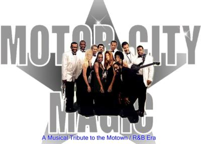 Motor City Magic | Moreno Valley, CA | Motown Band | Photo #2