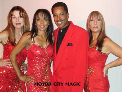 Motor City Magic | Moreno Valley, CA | Motown Band | Photo #3