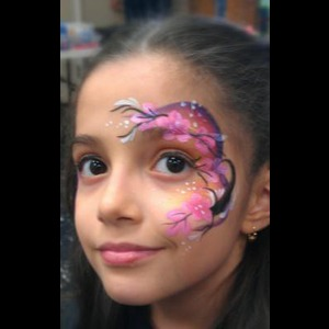 Lubec Face Painter | Fancy Designs Face and Body Art