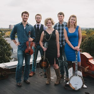 South Portland Bluegrass Band | Chasing Blue Band