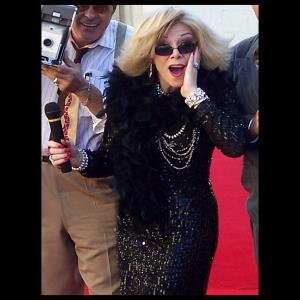 JOAN RIVERS & Celebrity Pals! @ Masquerade Talent - Joan Rivers Impersonator - Los Angeles, CA