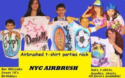 NYC Airbrush artist | New York City, NY | Airbrush T-Shirts | Photo #8