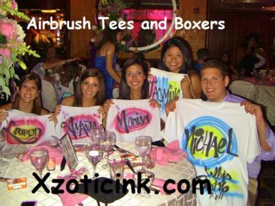 NYC Airbrush artist | New York City, NY | Airbrush T-Shirts | Photo #17