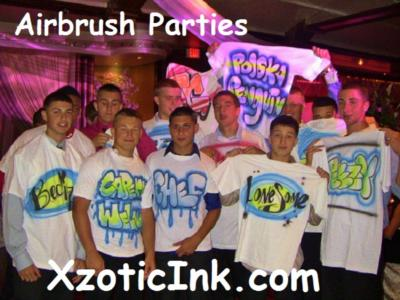 NYC Airbrush artist | New York City, NY | Airbrush T-Shirts | Photo #22
