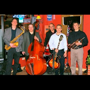 Worcester Ballroom Dance Music Band | Portrait In Jazz