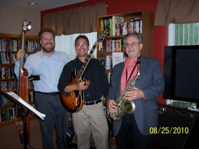 Portrait In Jazz | Westwood, MA | Jazz Band | Photo #3