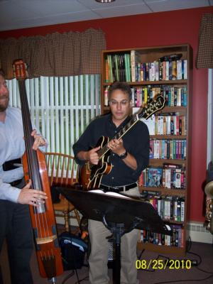 Portrait In Jazz | Westwood, MA | Jazz Band | Photo #2
