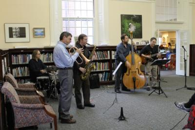Portrait In Jazz | Westwood, MA | Jazz Band | Photo #16