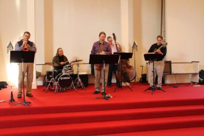 Portrait In Jazz | Westwood, MA | Jazz Band | Photo #12