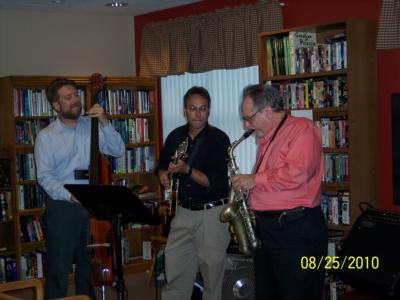 Portrait In Jazz | Westwood, MA | Jazz Band | Photo #6