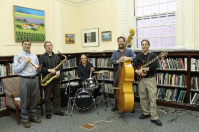 Portrait In Jazz | Westwood, MA | Jazz Band | Photo #17