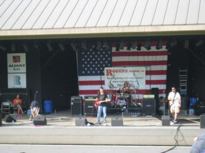 Pierced Holy | Alexander City, AL | Christian Rock Band | Photo #3