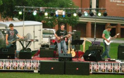 Pierced Holy | Alexander City, AL | Christian Rock Band | Photo #1