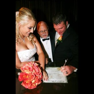 Abernant Wedding Officiant | Rev. Ernest J. Breaux