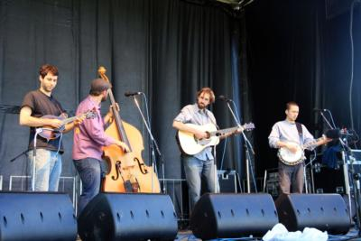 The Unseen Strangers | Toronto, ON | Bluegrass Band | Photo #4