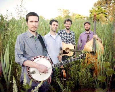 The Unseen Strangers | Toronto, ON | Bluegrass Band | Photo #1