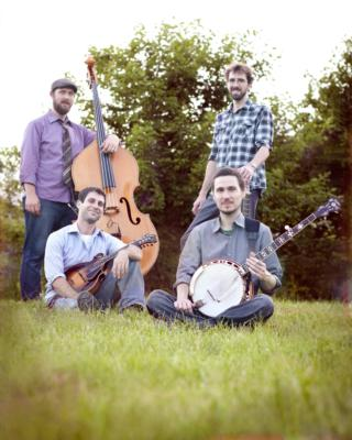 The Unseen Strangers | Toronto, ON | Bluegrass Band | Photo #2