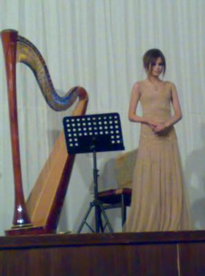 Anya Harp | Los Angeles, CA | Harp | Photo #11