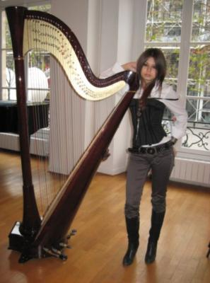 Anya Harp | Los Angeles, CA | Harp | Photo #10