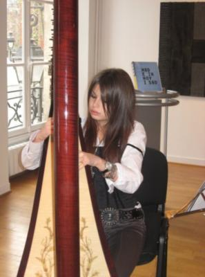 Anya Harp | Los Angeles, CA | Harp | Photo #9