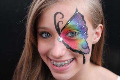 A Face Painting Mom | Bexley, OH | Face Painting | Photo #15