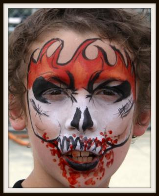 A Face Painting Mom | Bexley, OH | Face Painting | Photo #19