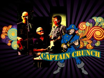 Captain Crunch | Walnut Creek, CA | Classic Rock Band | Photo #1