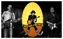 Captain Crunch | Walnut Creek, CA | Classic Rock Band | Captain Crunch medley