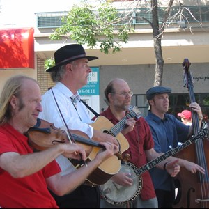 Middle Bluegrass Band | Blue Drifters Acoustic Variety Quartet