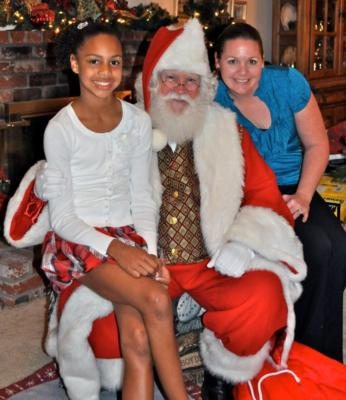 Santa Joe | El Dorado Hills, CA | Santa Claus | Photo #2