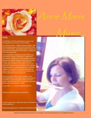 Anne Marie Misovich | Chicago, IL | Classical Flute | Photo #13