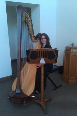 Alishia Joubert: Bellingham Harpist | Bellingham, WA | Harp | Photo #11